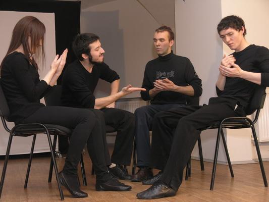 Курсы актерского мастерства фото