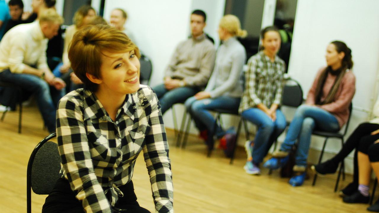 Школа актерского мастерства в СПБ