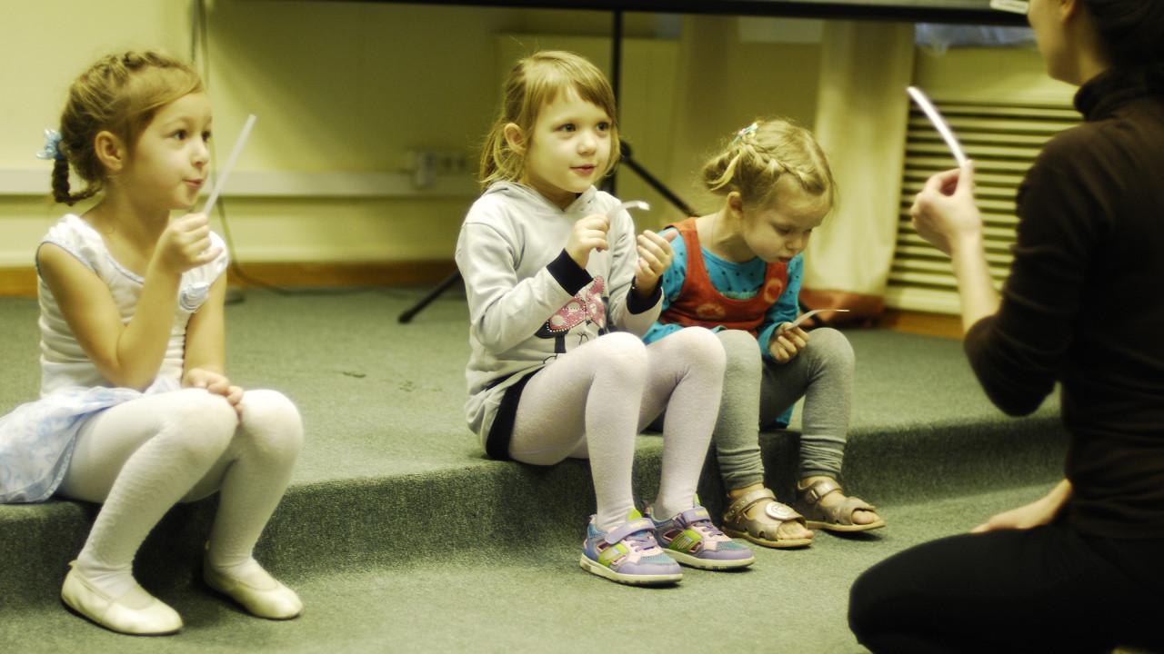 детский театр