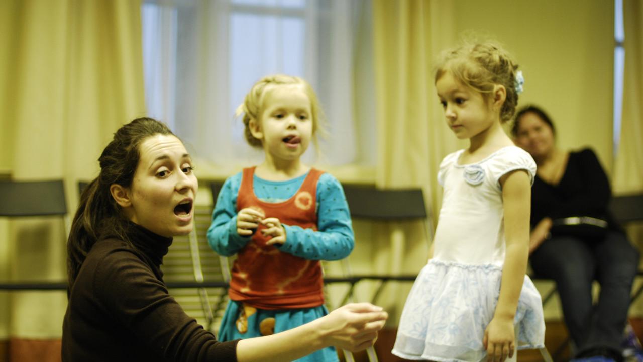 детские театры спб