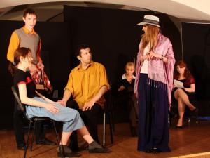 Актерское мастерство с постановкой спектакля